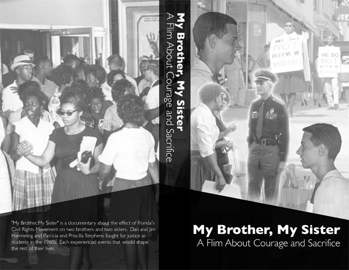 My Brother, My Sister Film DVD Cover