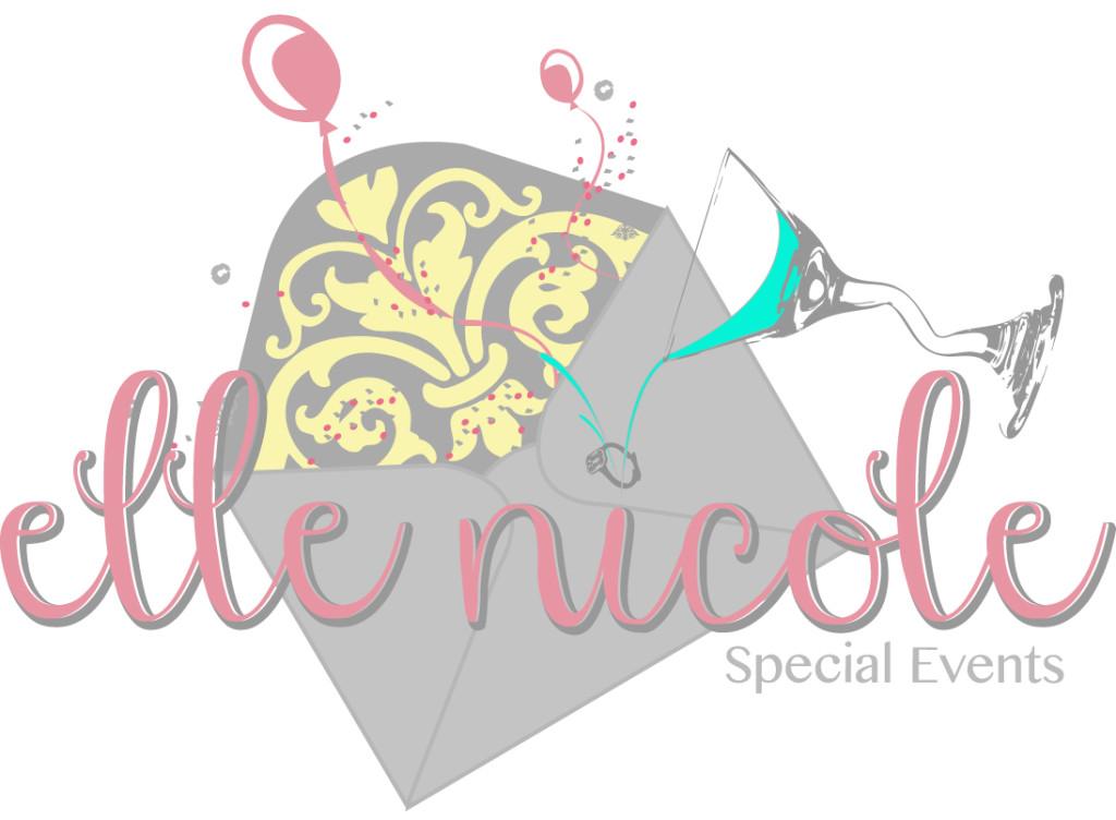 Elle Nicole Events Logo