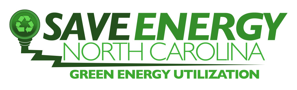 Save Energy North Carolina Logo Reconstruction