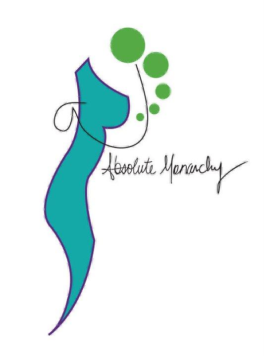 Absolute Monarchy Organic Clothing Logo