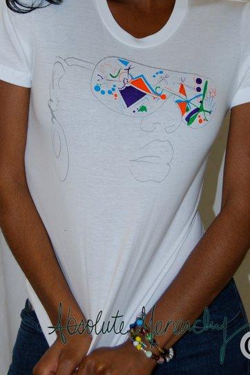 Absolute Monarchy Tee Shirt Design