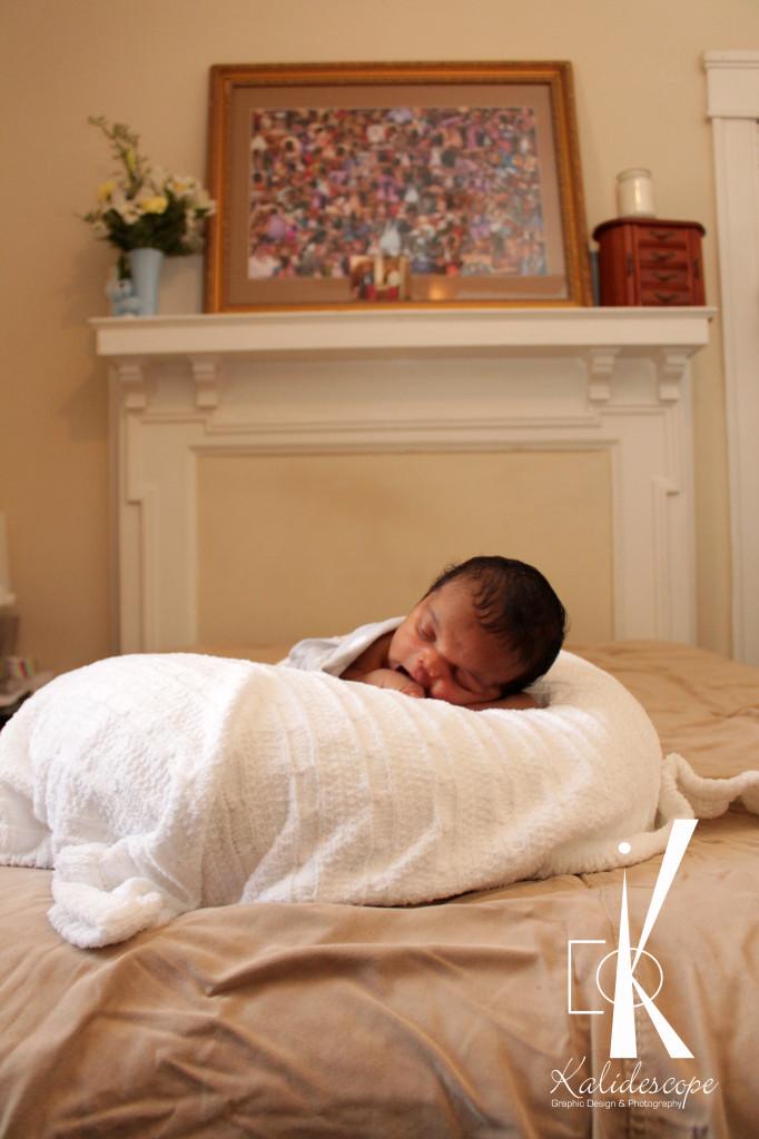 Amir Karim Newborn